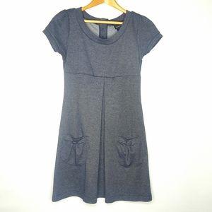 EnFocus Navy Blue Short Dress Sz 4 Petite